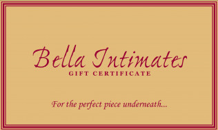 Ask About Our Gift Certificates!